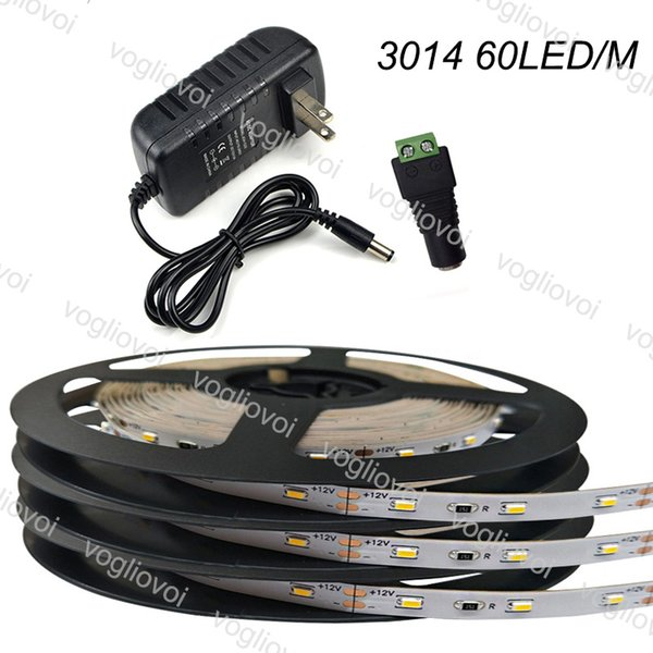 3014 60LED / M IP20 (non impermeabile)