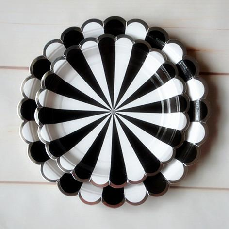 48pcs mélange de noir