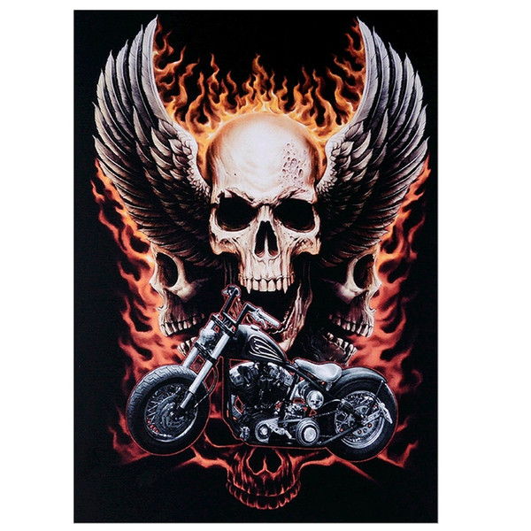 Free shipping Diamond Painting Motorcycle 25 Styles Fashion DIY Embroidery 5D Diamond Painting Craft Cross Stitch Home Bedroom Decor