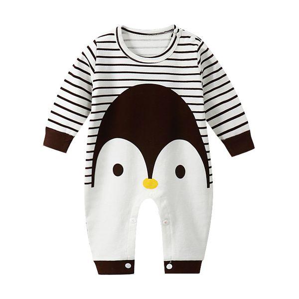 brown penguin