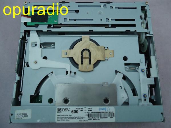 New Original brannd DVS Korea car DVD loader DSV-600 DVS-600 Mechanism with PCB for Hyundai Meridian G08.2CD 24bit media player