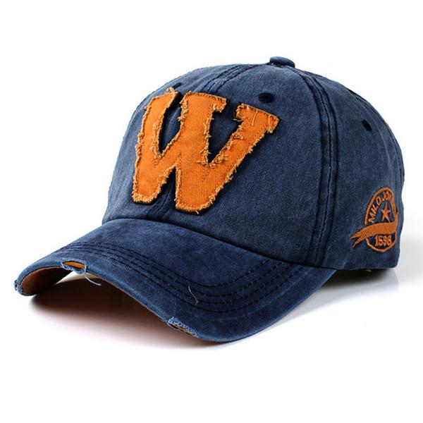 Snapback Şapka Kapaklar Erkekler Sunhat Unisex Şapka Yaz Kadın Mektup W Hokey Beyzbol Kapaklar Kadınlar Için Hip Hop Şapkalar 2019