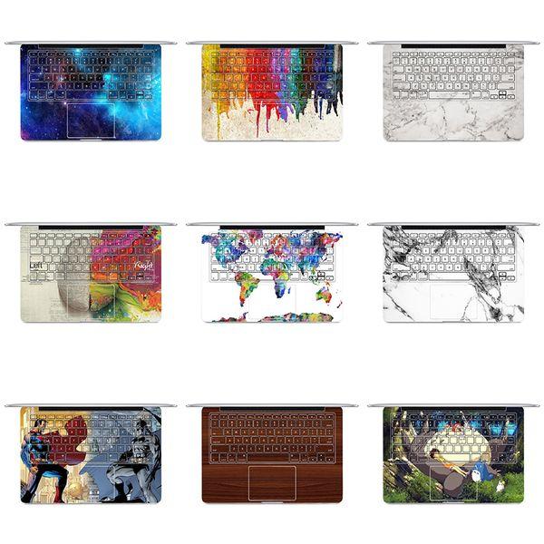 Gooyiyo - Laptop Sticker Full Keyboard Vinyl Decal Diy Painting Skin For Macbook Air Retina Pro 11 12 13 15 T6190615