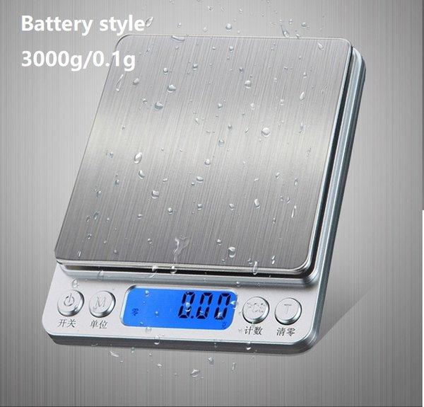 3000g / 0.1g batería