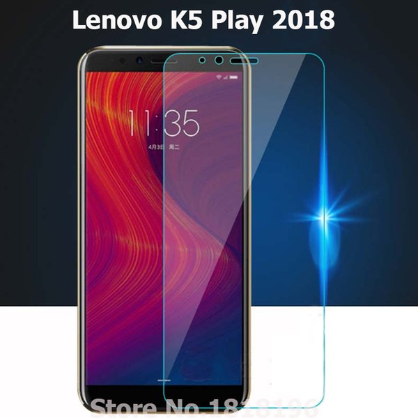 Tempered Glass For Lenovo K5 Play Screen Protector Ultra-thin Front LCD Smartphone Flim For Lenovo K5 play 2018 Glass Cover Case