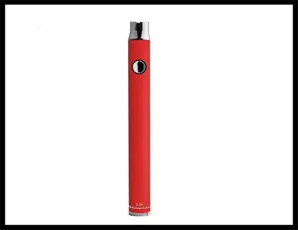penna sottile 510 batteria vaporizzatore voltaggio variabile sigaretta e sigaretta preriscaldamento batteria mini bud penna stile o penna vape fumo elettronico ecig