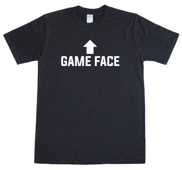 Game Face Gadget Nerd Geek Gamer Funny Mens Loose Fit Cotton T-ShirtFunny free shipping Unisex Casual Tshirt