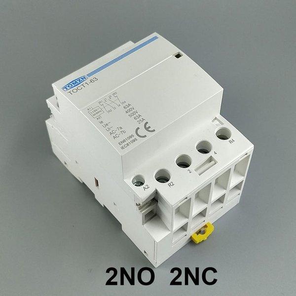 4P 63A 2NO 2NC 110V