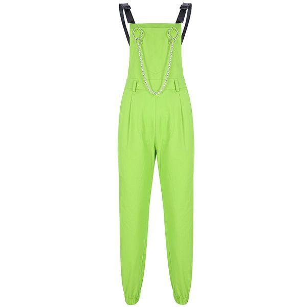 Fluorescence vert