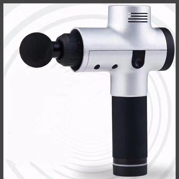 Fascia Pistola Stimolatore muscolare Pistola per massaggio Vibrazione Terapia profonda Rilassamento Fascia Attrezzatura da palestra Sollievo dal dolore Massaggiatore elettrico BH2270 CY
