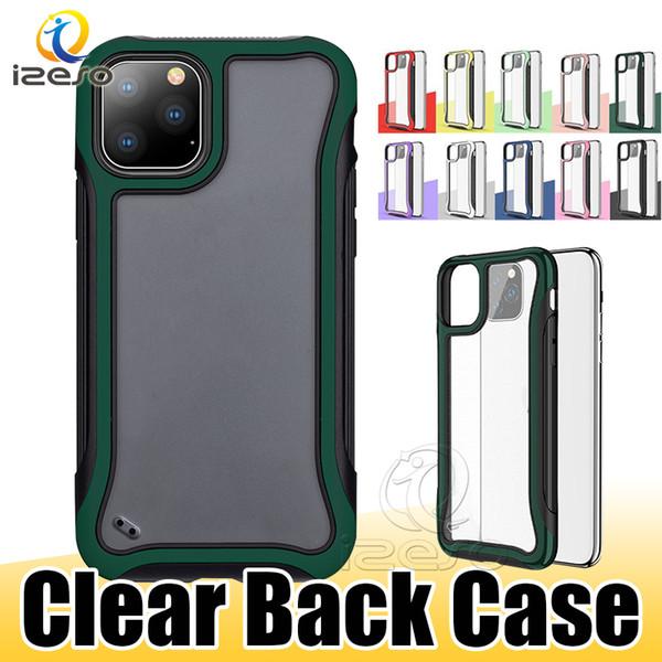 Para iPhone 11 5 Telefone Pro Max XR XS 8 Samsung Nota 10 Mais de A10E LG Stylo Caso doce clara vantagem tampa traseira izeso