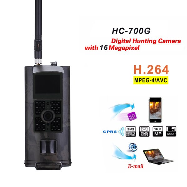 Full HD 16MP 1080P Wildlife Hunting Trail Camera Video Infrared Night Vision 3G MMS GPRS Animal Scouting Game Device
