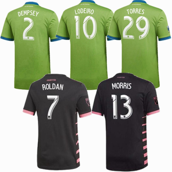 reputable site 9f6bf 04cd0 2019 New 2018 2019 2020 MLS Soccer Jersey 18 19 20 Seattle Sounders FC  DEMPSEY LODEIRO RUIDIAZ Football Shirts S 2XL From Xx416764580, $13.2 | ...