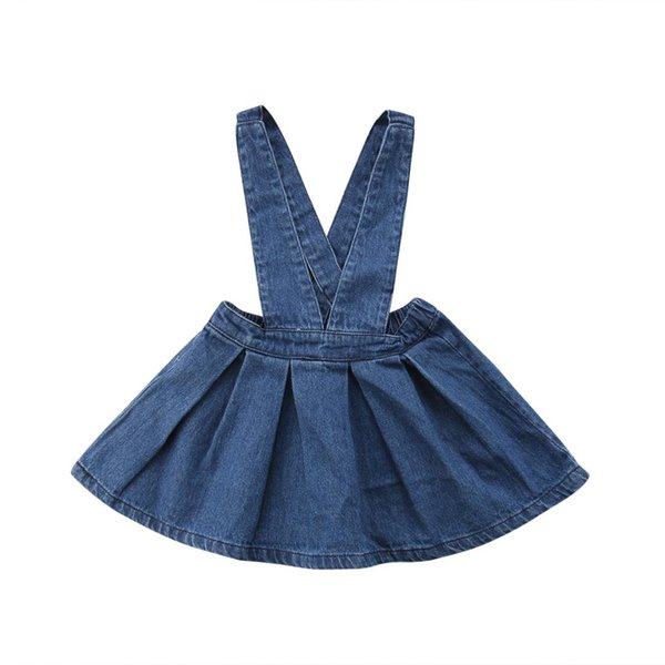 2019 Newest Style Kids Baby Girls Summer Hot Sale Newest Style Princess Skirt Party Pageant Wedding High Quality Dress