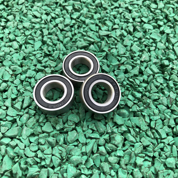 500pcs 689-2RS 9x17x5 rubber sealed Thin wall deep groove ball bearings 689 689RS 9*17*5 mm