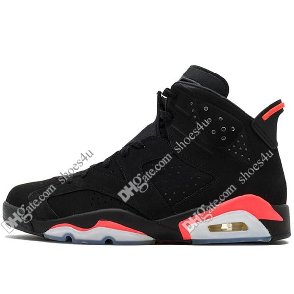 #04 Black Infrared Bred 2014
