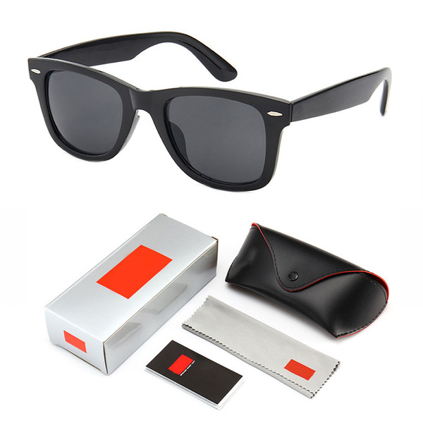 Occhiali da sole retrò Eyewear Fashion Brand Occhiali da sole Vintage Uomo Donna Occhiali da sole Driving Specchio UV400 Confezione originale