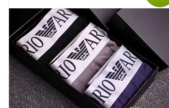 [Con Summer Man Underwear Box] Boxer Uomo Boxer Slip Mens Luxury Boxer Uomini Designer Boxers Underaants Spedizione gratuita