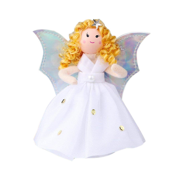 Angel Christmas Tree Top Star Christmas Tree Decorations Desktop Decoration Home Decoration