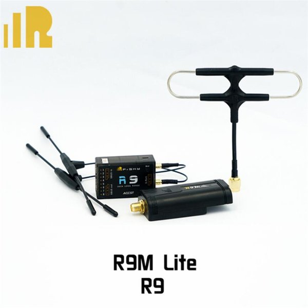 2019 Frsky R9M LITE Transmitter Module With R9 / R9slim+ / R9 Mini / R9MM  Receiver And Super8 Antenna Combo For RC Drone Quadcopter From Modelfans,