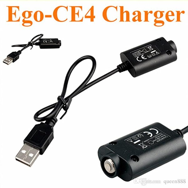 cheap CE3 Pen Battery Wireless USB Charger Electronic Cigarettes USB Vape Charger Adapter for eGo 510 Thread Bud Touch CE3 Battery Vape Pen
