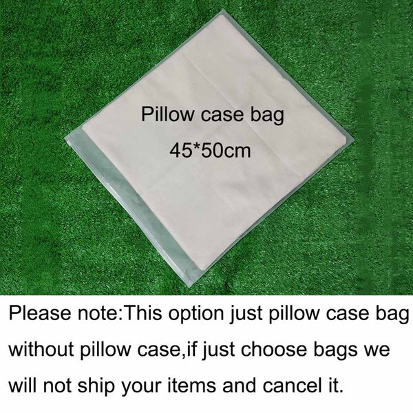 Pillow case bag