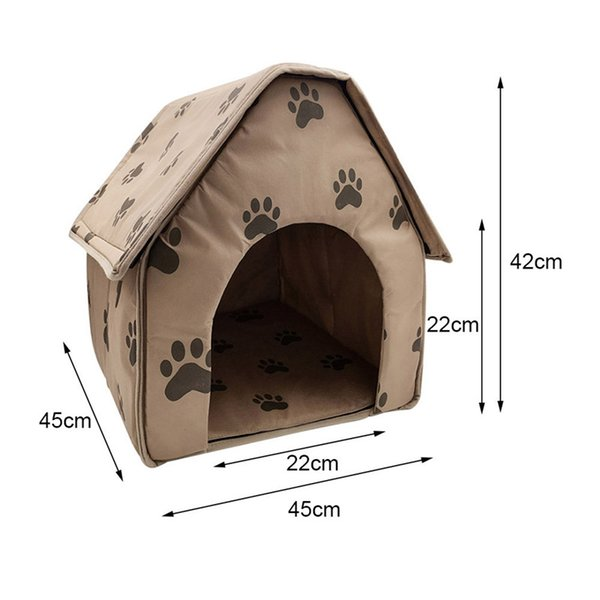 pet house bed