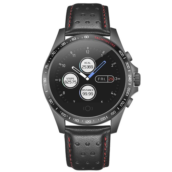 Smart Watch CK23 1.22inch TFT Bluetooth Waterproof Continuous Heart Rate Telecare High capacitance of Low power motor Touch manipulation