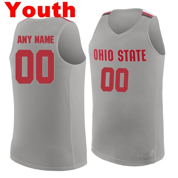 Youth gray red