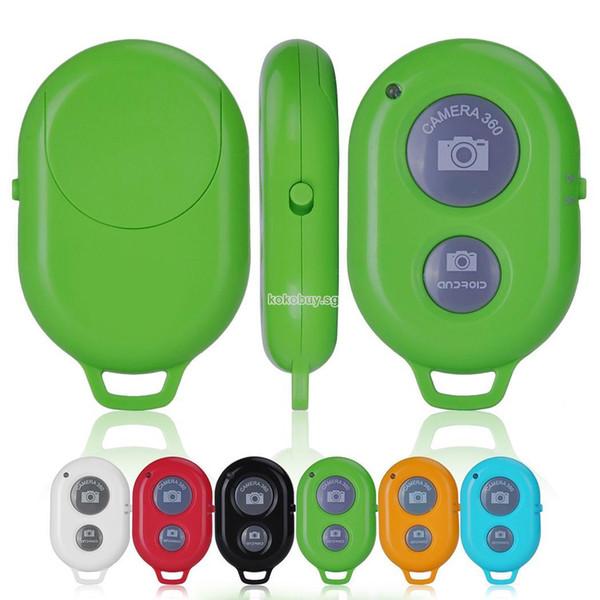 Obturador Remoto Bluetooth Obturador Remoto Sem Fio Self-timer de Longa Distância Selfie Controle Remoto nova