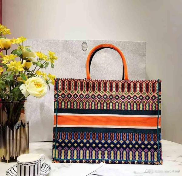 Nouveau style européen classique dames tote sac à main sac à bandoulière sac à provisions pur noble fabrication douce paris défilé mannequin