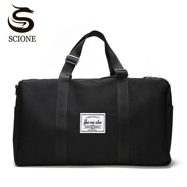Portable Travel Bags Hand Luggage for Men & Women Travel Duffle Bags Tote Large Handbags Duffel luggage organizer weekender bag
