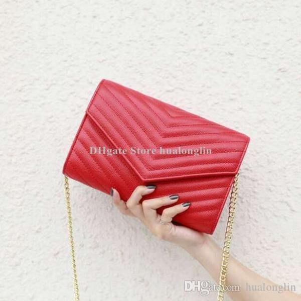 Genuine Leather High Quality Original Box Women Messenger Bag Handbag Purse Tote brand designer Wholesale discount