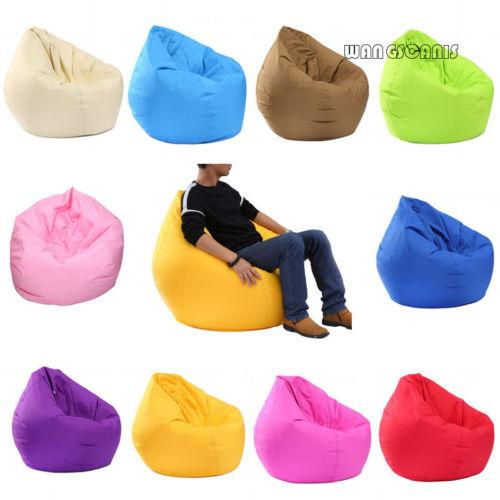 Amazing Just Cover Unfilled Lounge Bean Bag Home Soft Lazy Sofa Cozy Single Chair Durable Furniture Soft Sleeping Bean Bag Bed Slipcovers Couch Buy Wedding Caraccident5 Cool Chair Designs And Ideas Caraccident5Info