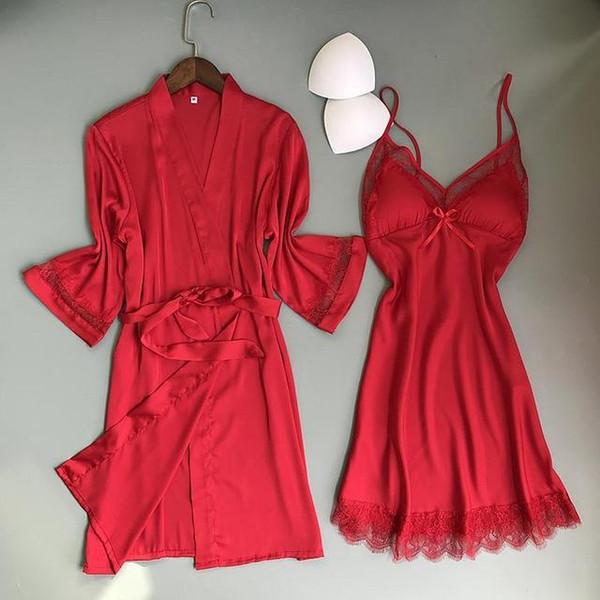 Kırmızı Robe