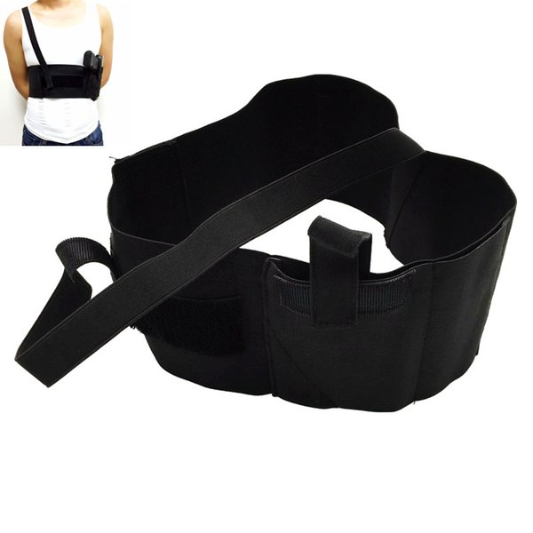 3 Size One-shoulder Invisible Waist Underarm Invisible Holster Pouch for Men and Womens