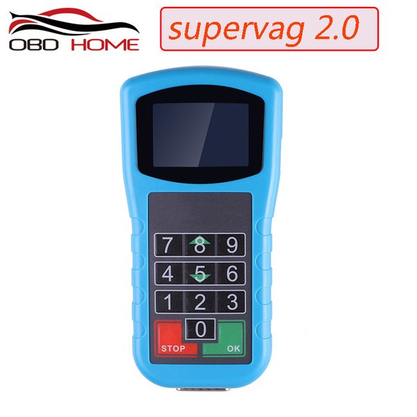 2018 Newest Super for VAG K+CAN Plus 2.0 Diagnosis + Mileage Correction + Pin Code Reader SuperVAG K+CAN Plus Free Shipping
