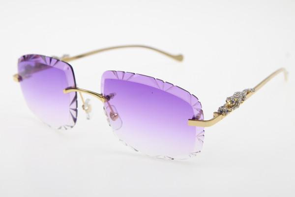 Or Violet objectif