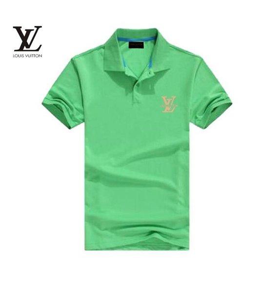 Kid Polo Shirt verão mulheres e homens Tees manga curta Tees 90% algodão Casual Kids Polos melhor qualidade S-3XL Kids Polo camisas 42706