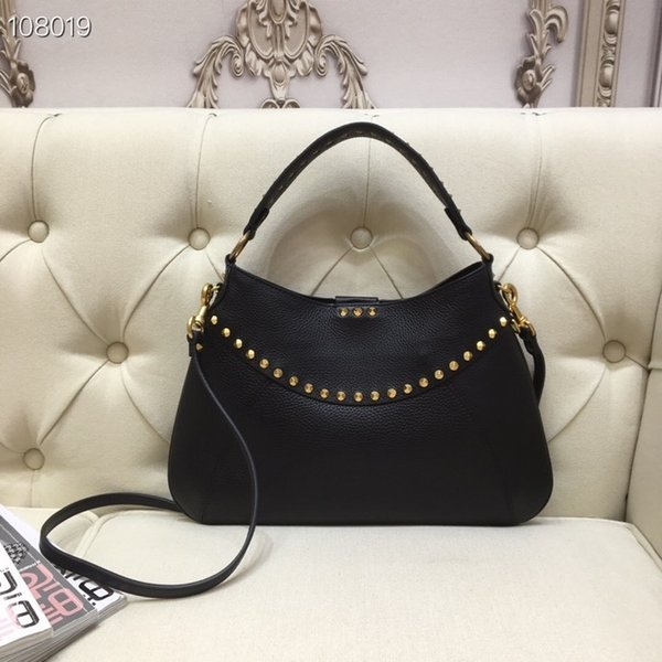 HOT femmes épaule de mode sac avec de longs concepteur de sac à main de luxe sangle 100% cuir trois couleurs 2pcs / lot expédition de baisse