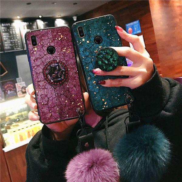 Роскошный Алмазный Мраморный Блеск Чехол Для Huawei Mate 20 Pro 10 Lite 20 X Чехол Для Huawei P20 Lite Pro Nova 3 3i P Smart Plus Крышка