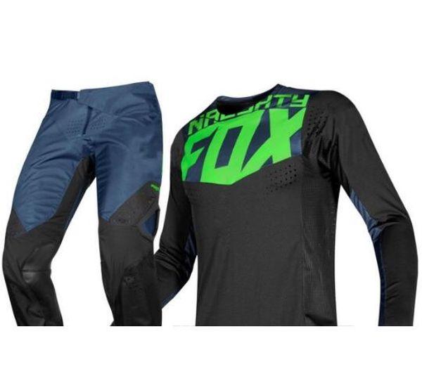 Fox Racing Mens Grey 360 Kila Dirt Bike Jersey /& Pants Kit Combo ATV