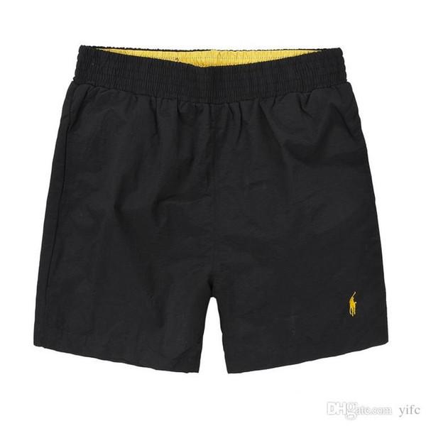 Brands Summer polo Board Shorts small horse embroidery Ralph Men's Beach surf Shorts Pants Swimwear Men swimming trunks s011