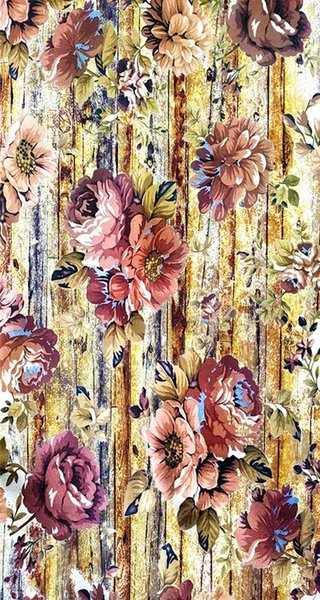 best selling Allmode Printed in ALLMO Digital washable carpet MVH.195 Ship from Turkey HB-003710102