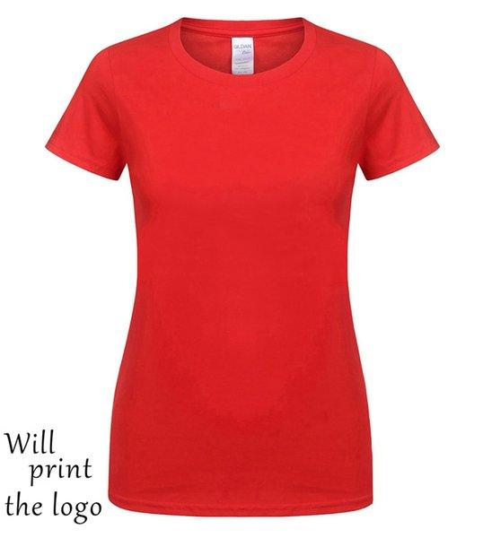 المرأة الحمراء