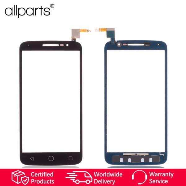 Écran tactile pour Alcatel One Touch Pop 2 Panneau frontal d'écran tactile OT7044