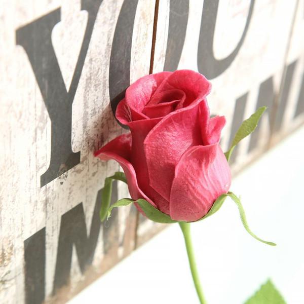 Rose vermelho