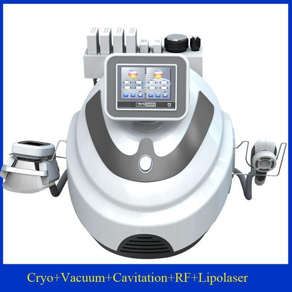 fat freezing rf machines for sale vacuum cavitation machine lipolaser equipment laser weitht loss 2 Years warranty