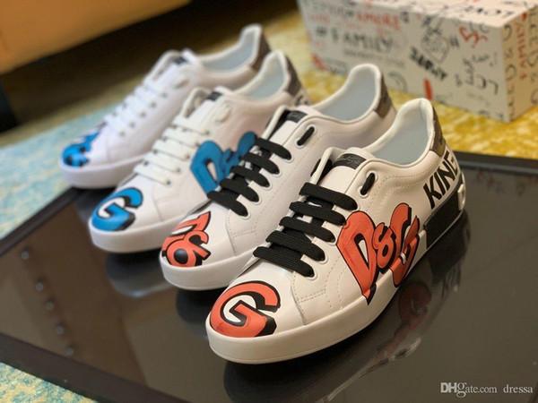 Nuovo1 signore di modo scarpe casual scarpe sportive moda selvatici stampa scarpe da donna comode la scatola originale imballaggio consegna veloce