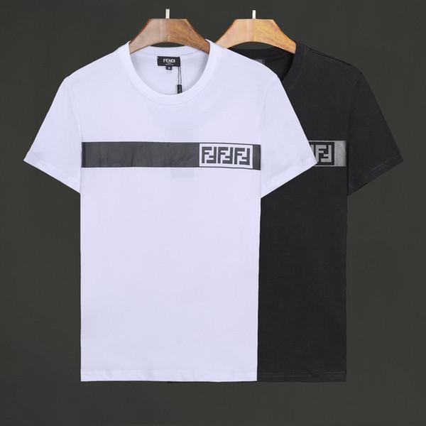 Newest Funny Men T Shirt Letter Print #1355 Male Cool T-shirt Men's Summer Hip Hop Short Sleeve Homme Tee Sport Shirt Tops